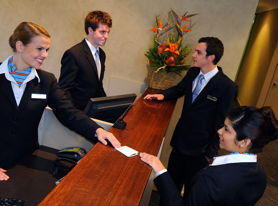 Il Lavoro Di Front Office Manager Hotel