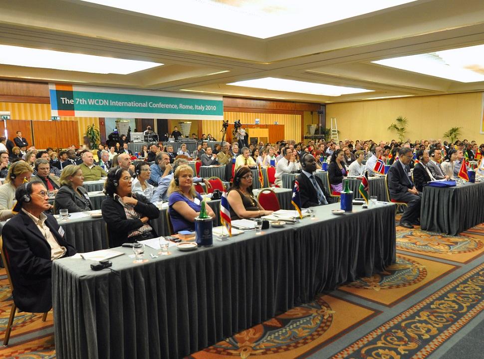 Foto Il Responsabile del Centro Congressi