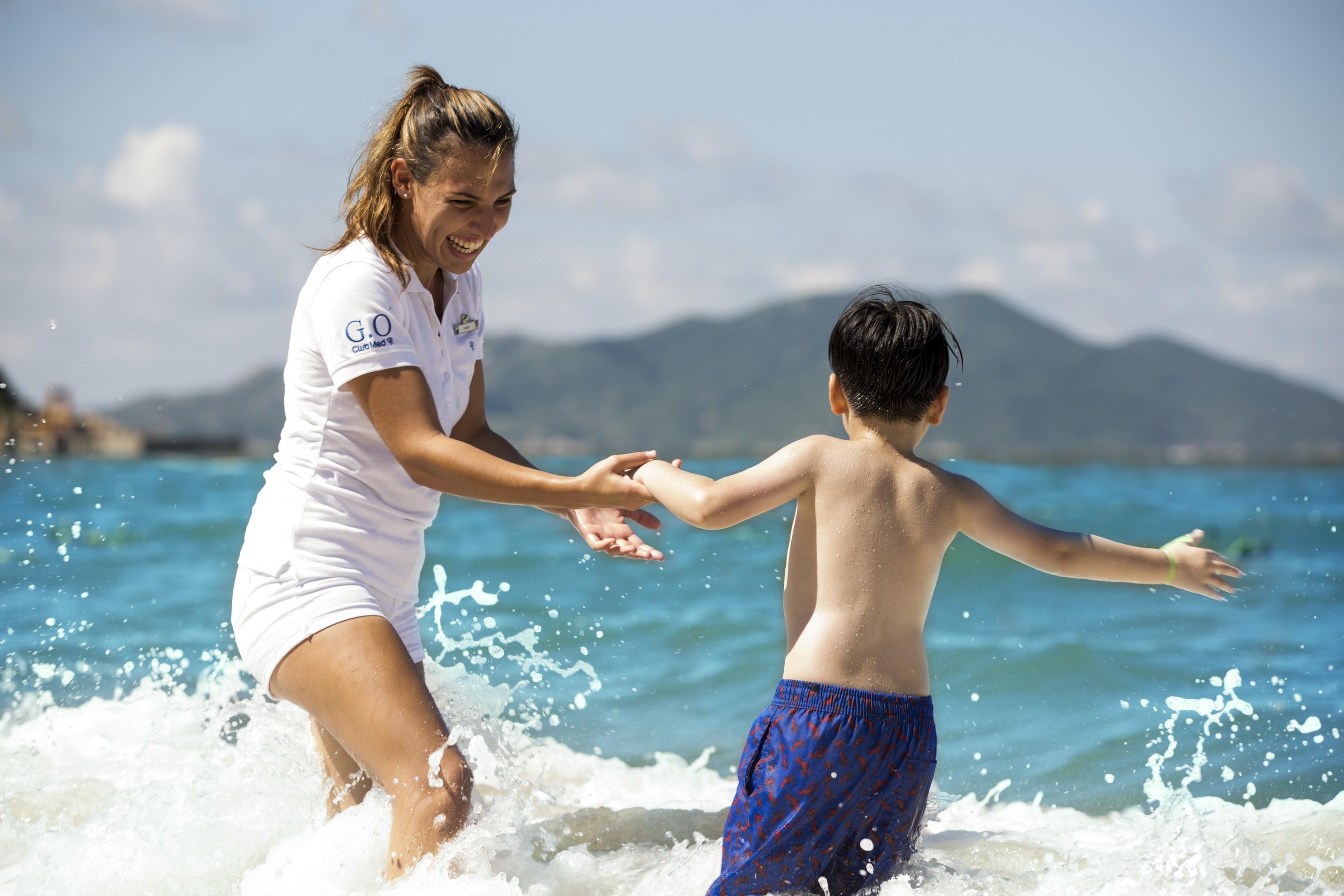 Foto Opportunità di lavoro nei villaggi Club Med