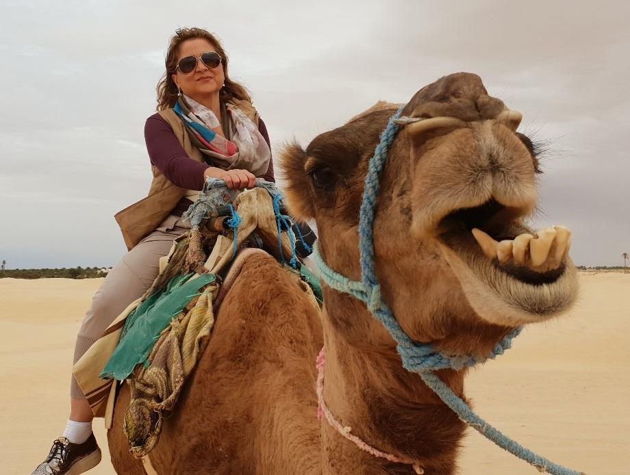 Foto cristina giro - diventare consulente viaggi online